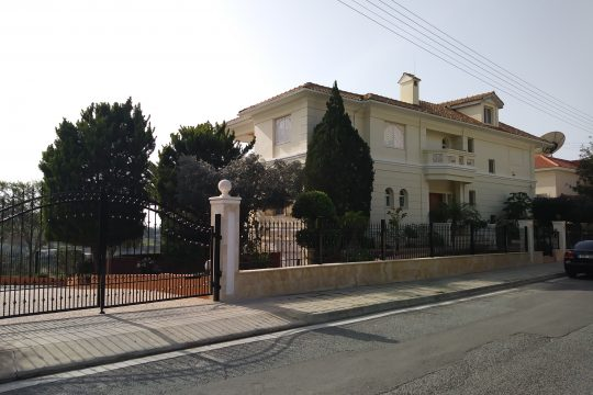 Villa in Messovounia for sale