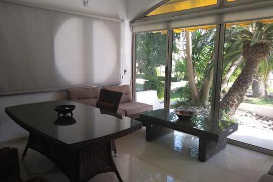Bungalow for holidays rent in Limassol