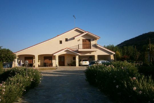 Four bedroom House for sale in Fasoula