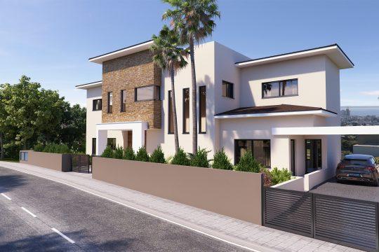 Arany Paniotis Green Area Mansion
