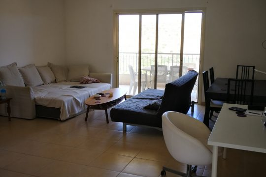 Two bedroom apartment in germasogeia