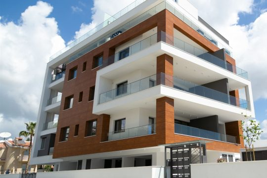 Brand new luxury three bedroom apartment in Germasogeia Tourist Area