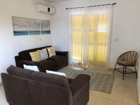 One bedroom apartment in moutagiaka tourist area