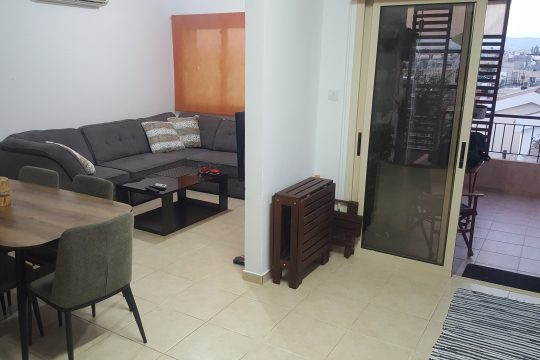 Two bedroom apartment in Omonoias