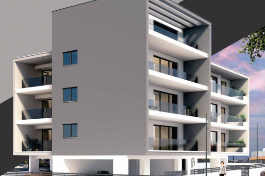 Two bedroom apartment in Mesa Geitonia