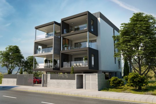 Two bedroom apartments in Zakaki