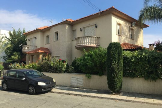 Four bedroom house for sale in Germasogeia Tourist area