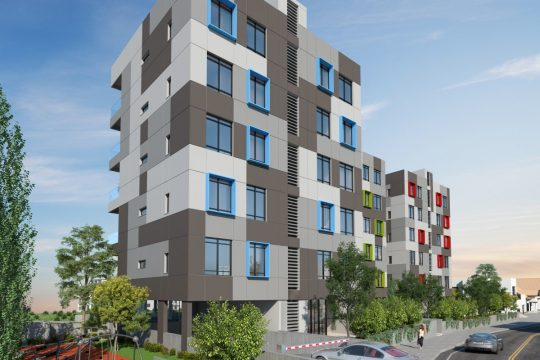 Two bedroom apartments in Mesa Geitonia