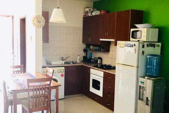 Two bedroom maisonette in germasogia tourist area
