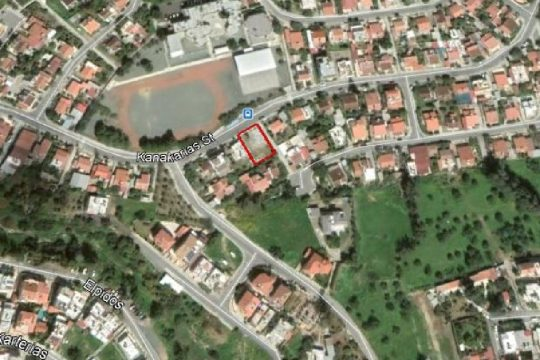 Residential plot- Agia Fyla, Limassol