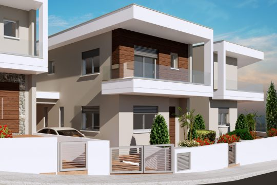 Semi-detached House for sale in Agios Athanasios