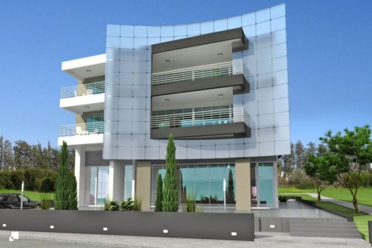 Office for sale in Limassol ( Awarded with international property award – Best office interior Cyprus)