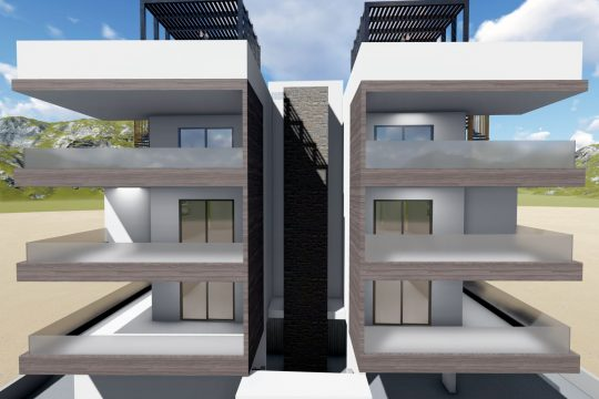 2 bedroom modern apartment  for sale in Panthea