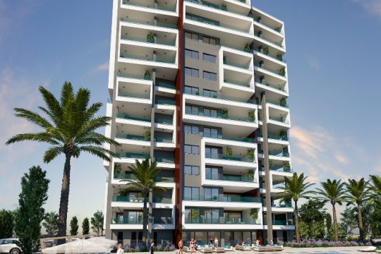 Luxury Residence, 2 bedroom, tourist area of Limassol