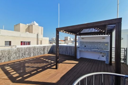 2 Bedroom Penthouse with Roof Garden, Ayia Zoni