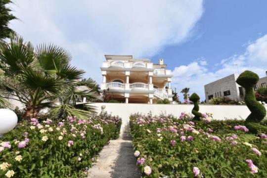 Aristocratic Villa at the most prestigious area of Limassol