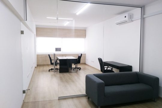Office for rent in old city center of Limassol