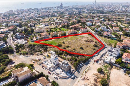 Plot in Kalogiroi, Limassol