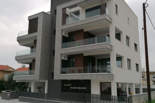 3 bedroom brand new apartment in Germasogeia tourist area