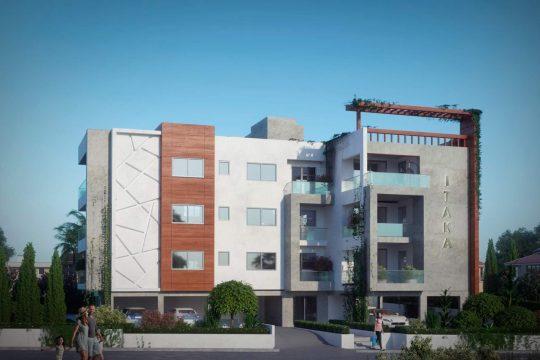 3 bedroom luxury apartment near DASUDI