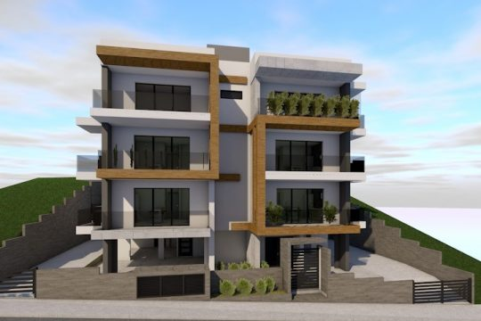 3 bedroom apartment in Limassol, Ekali