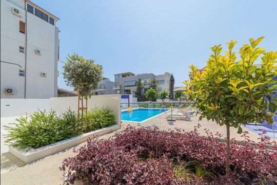 Modern One Bedroom Apartment  in Potamos Germasogeia