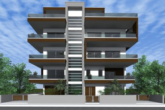 WHOLE BUILDING SUITABLE FOR CYPRUS PASSPORT PROGRAM