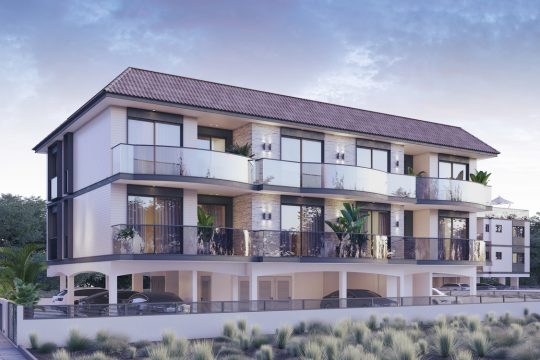 Luxury 1 bedroom apartment in Agios Tychonas