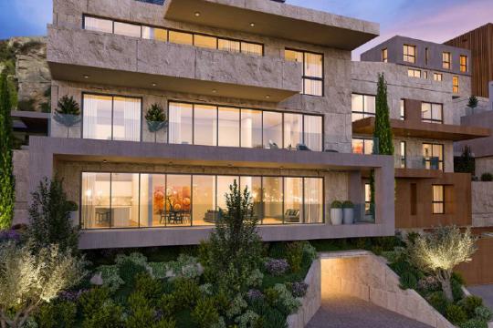 2 bedroom Luxury Apartment in Agios Tychonas Tourist Area