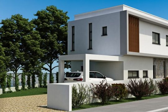 House in Panthea, Limassol