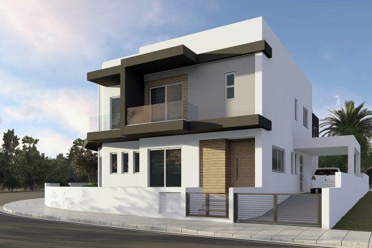 Beautiful three bedroom house in Ekali