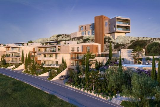 3 bedroom Luxury Penthouse  in Agios Tychonas Tourist Area
