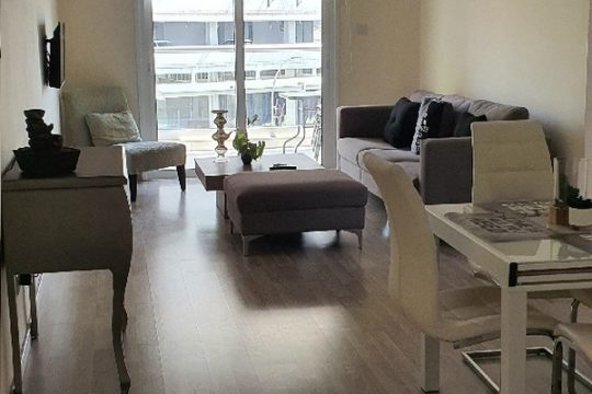 Two bedroom apartment for rent in Germasogia Tourist area