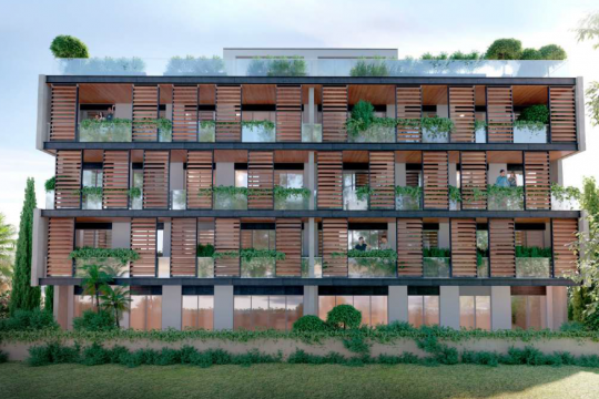 Luxurious 3 bedroom apartment in Germasogeia Tourist Area