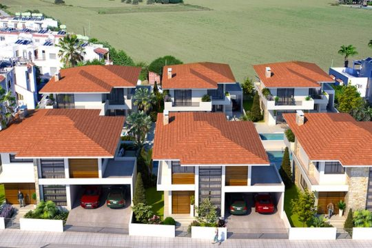 3 bedroom house in Voroklini tourist area Larnaka