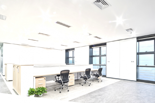 Office building situated in Archbishop Makarios street in Limassol