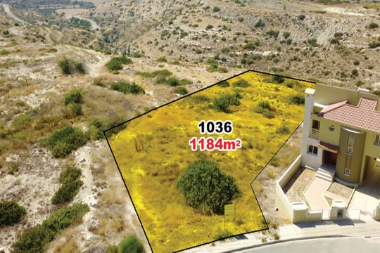 Plot for sale in Episkopi