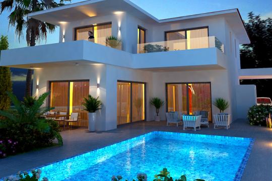 4 Bedroom House in Larnaca-Dhekelia