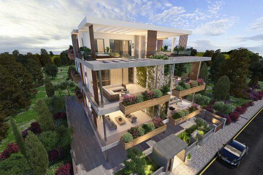 2 bedroom modern apartment  in Agios Athanasios – Limassol