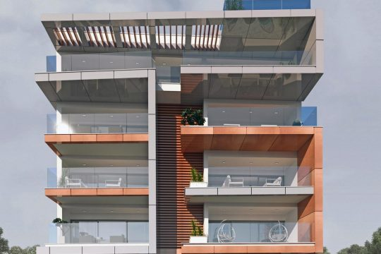 2 bedroom luxurious apartment set in a contemporary design complex