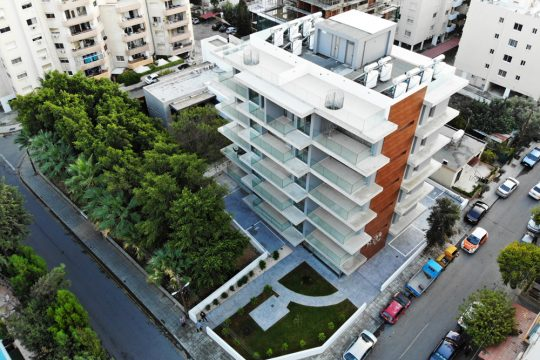 1 bedroom new modern apartment in Neapolis area in Limassol