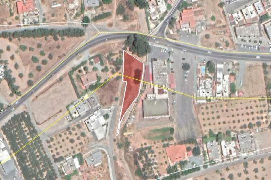 Field in Ypsonas Municipality in Limassol District
