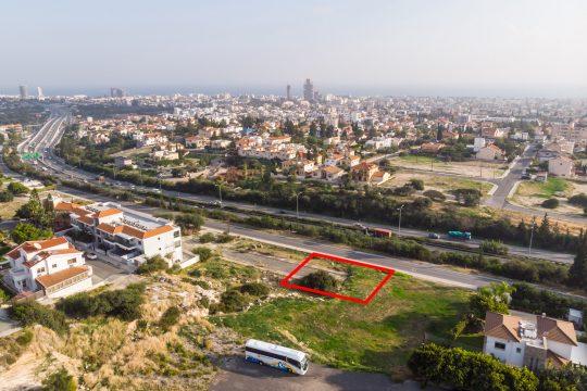 Plot in Germasogeia, 5 min drive away from Dasoudi beach