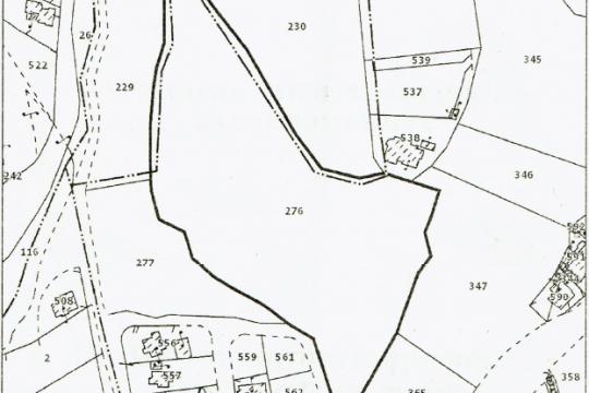 Plot for sale in Mesogi, Paphos  (27,000 sq.m)