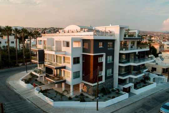 Luxurious 2 bedroom apartment in Potamos Yermasogeia