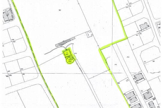 Huge Plots for sale in Agios Ioannis in Limassol near LIDL ( seafront )