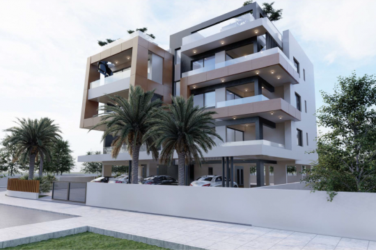 Luxury 2 bedroom apartment in Germasogeia tourist area ( off plan )