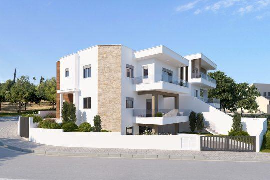 Detached luxury villa  in Panthea, Limassol