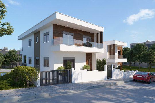 Detached luxury villa  in Panthea, Limassol.