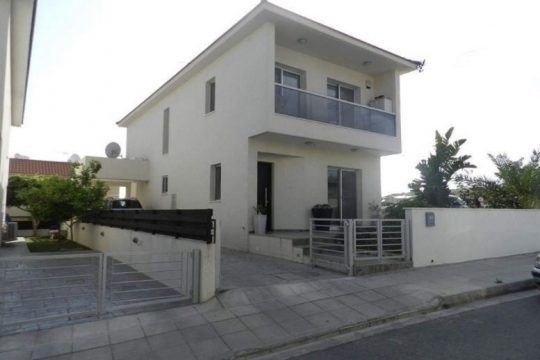 Modern 3 bedroom detached house for in Ypsonas